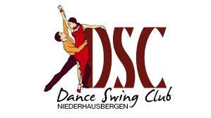 Dance Swing Club Niederhausbergen - Logo DSC