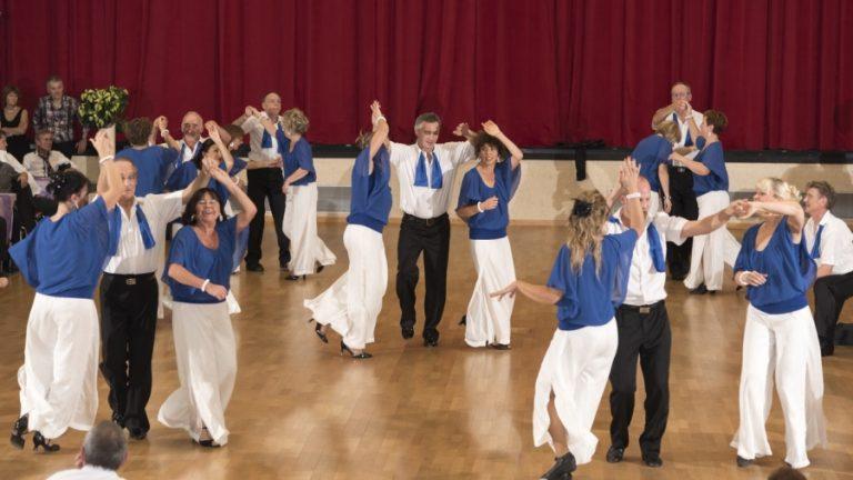 Dance Swing Club Niederhausbergen - Chorégraphie