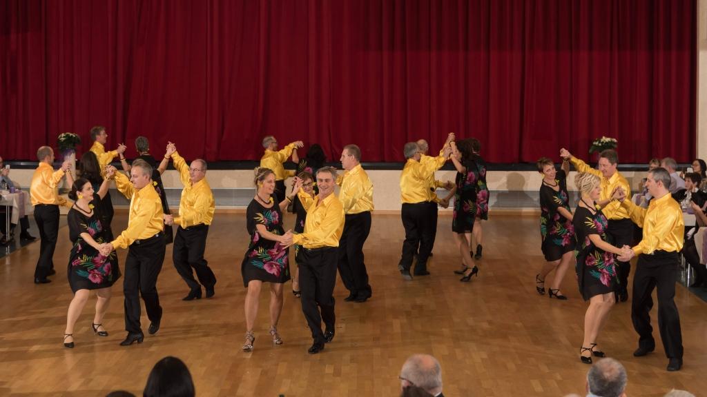 Dance Swing Club Niederhausbergen - l'Amérique latine