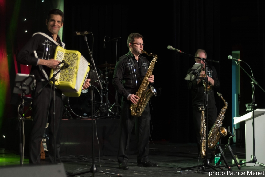 Dance Swing Club Niederhausbergen - Musicien de session