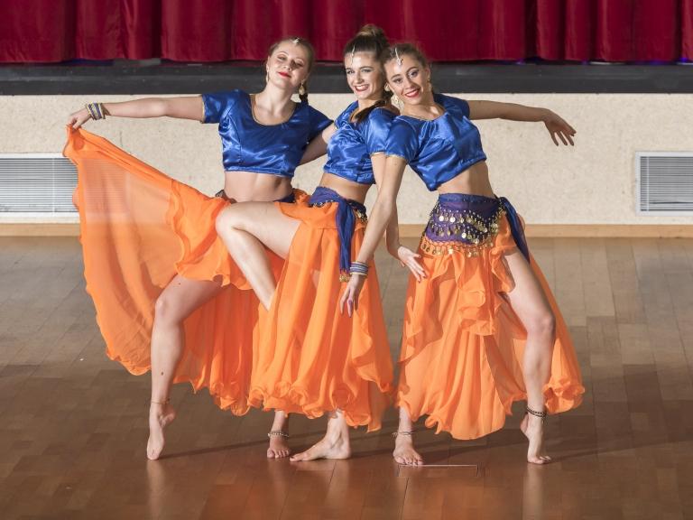 Dance Swing Club Niederhausbergen - Danse folklorique
