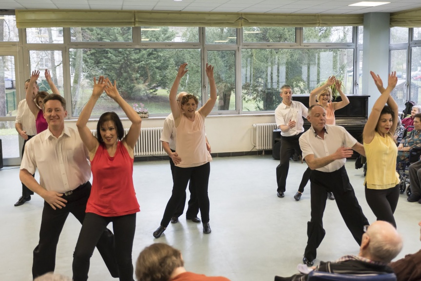 Dance Swing Club Niederhausbergen - Exercer