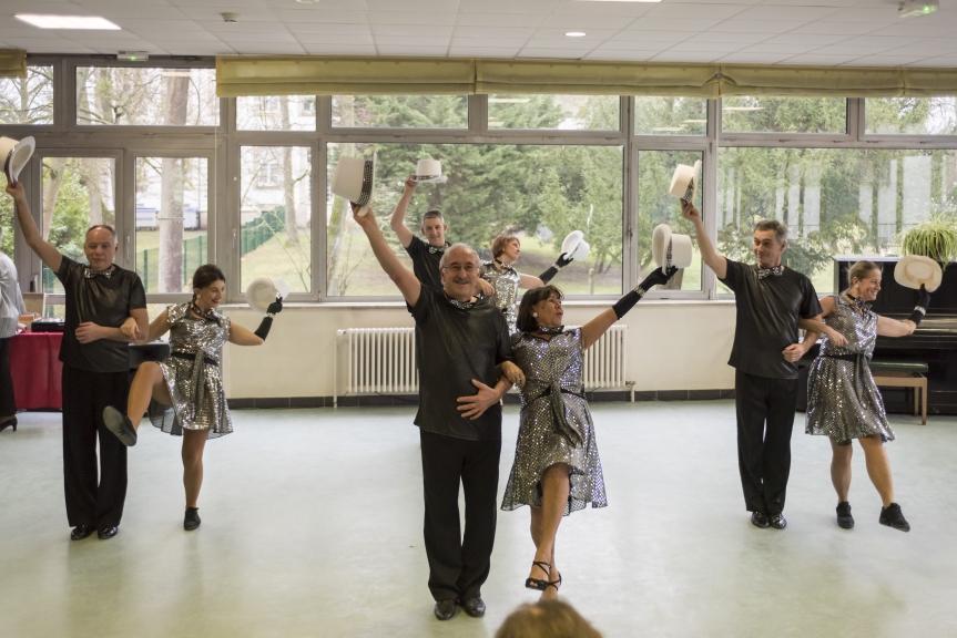 Dance Swing Club Niederhausbergen - Arts performants