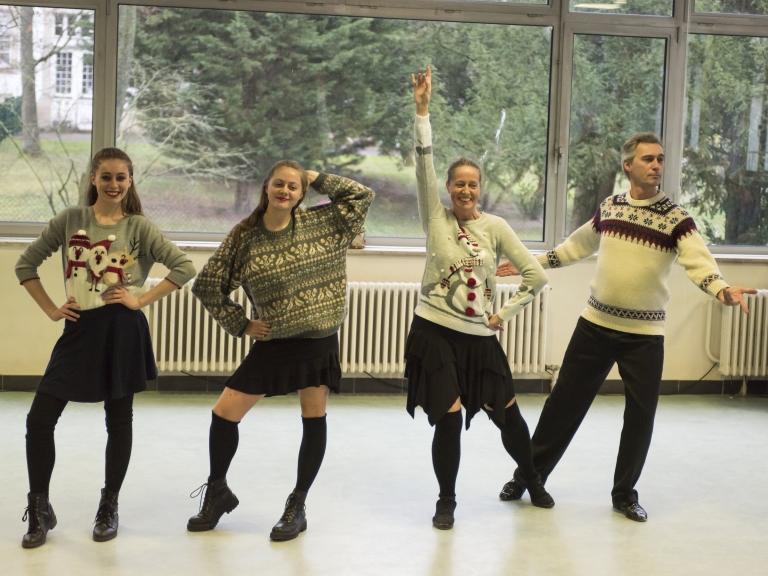 Dance Swing Club Niederhausbergen - agréable