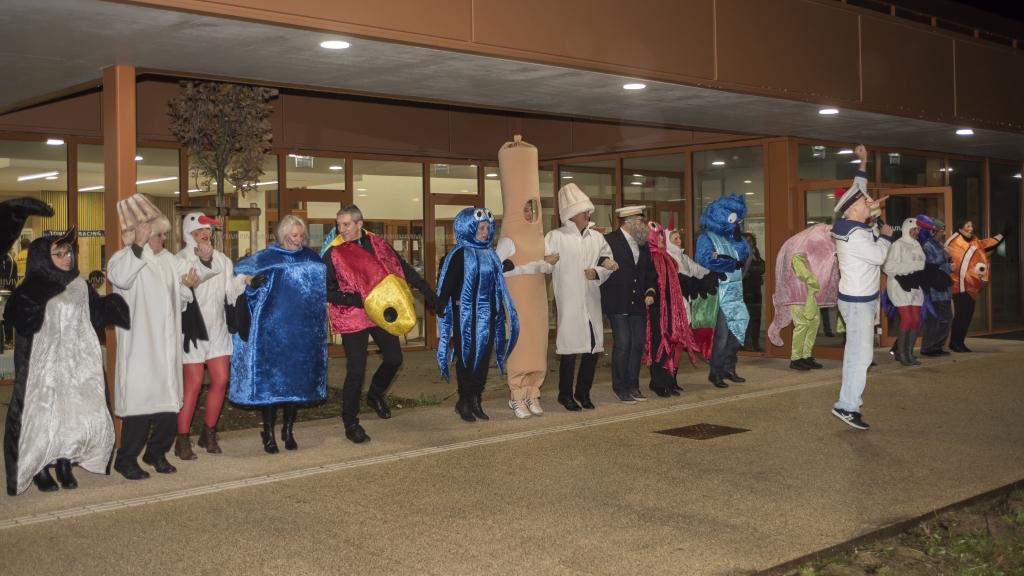 Dance Swing Club Niederhausbergen - Costume