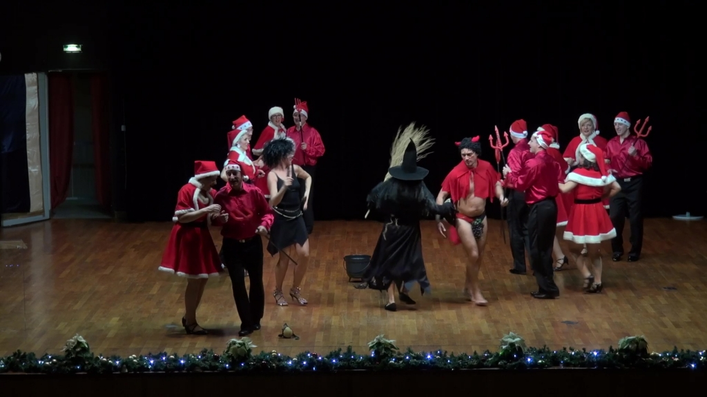 Dance Swing Club Niederhausbergen - Théâtre musical