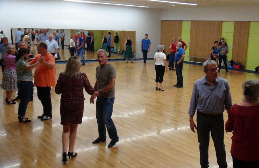 Dance Swing Club Niederhausbergen - Cours de danse 2021