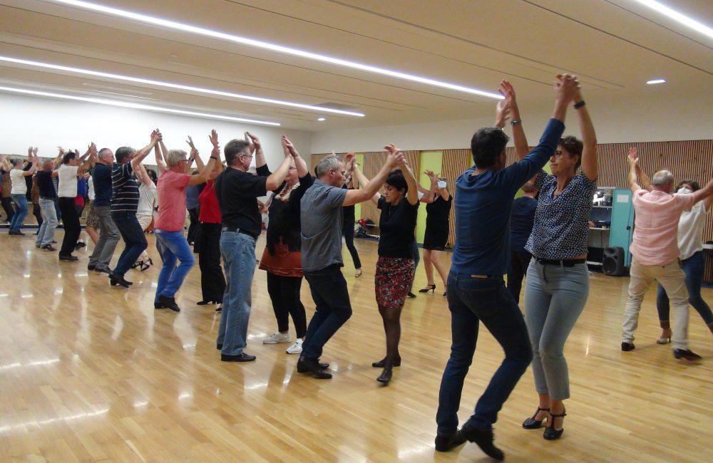 Dance Swing Club Niederhausbergen - Danse couple
