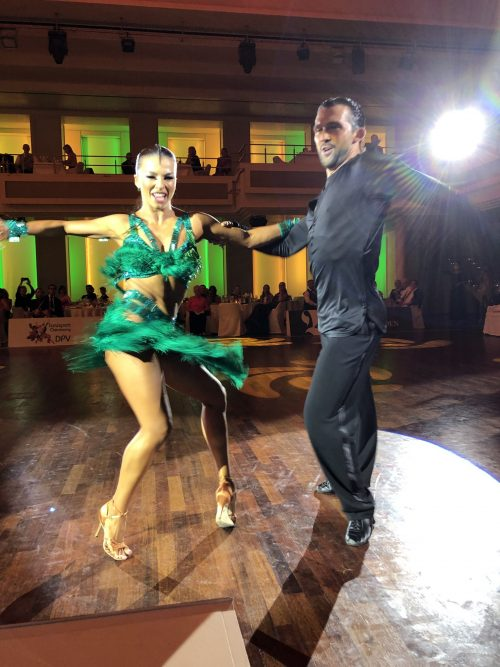 Dance Swing Club Niederhausbergen - Competition